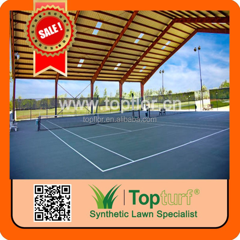 Indoor Tennis Court Flooring Material Prices