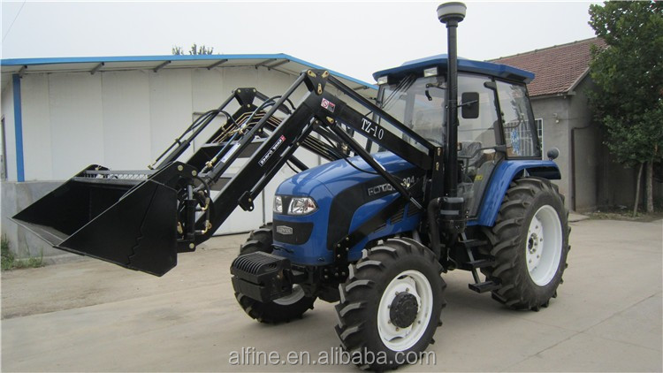 China best good quality professional mini front end loader