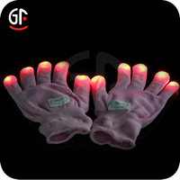 Led Light Gloves Flashing Led Gloves, Magic Gloves, Led Gloves