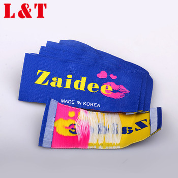 Bulk Buy From China Guangdong Organic Clothing Labels Woven
