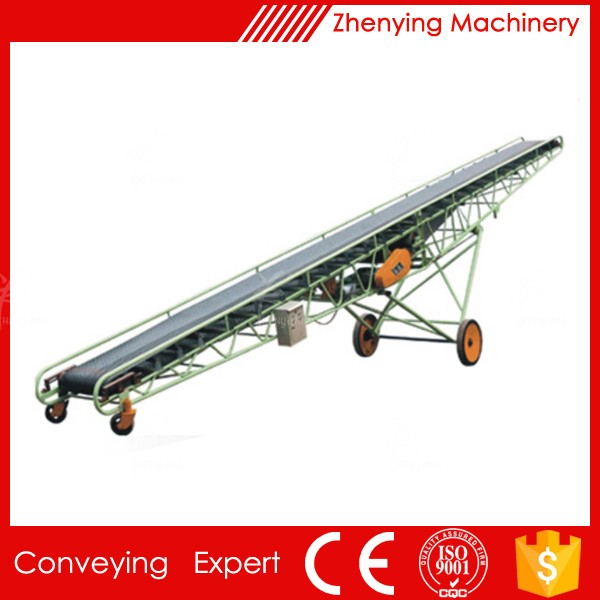Large angle steep sidewall pharmaceutical belt conveyor