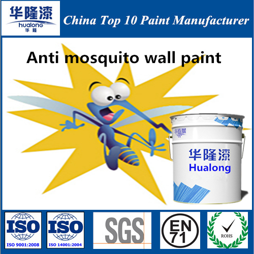 Hualong Anti Mosquito Interior Emulsion/Latex Wall Paint