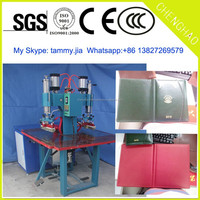 (PVC bag album, stationery,book cover )machine
