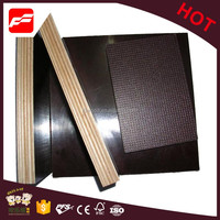 Combi Core Melamine Glue Brown Film Faced constrution plywood