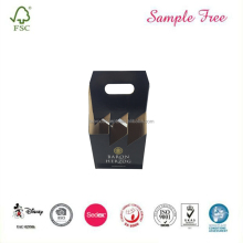 6 Bottle Packaging Wine Carrier Box
