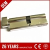 Professional manufacturer zinc alloy 80mm lock cylinder kale made in China