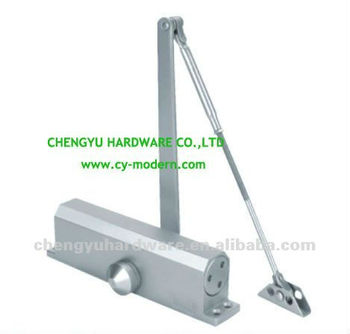 Hot sale Factory Price Aluminum Alloy Adjustable Door Closer