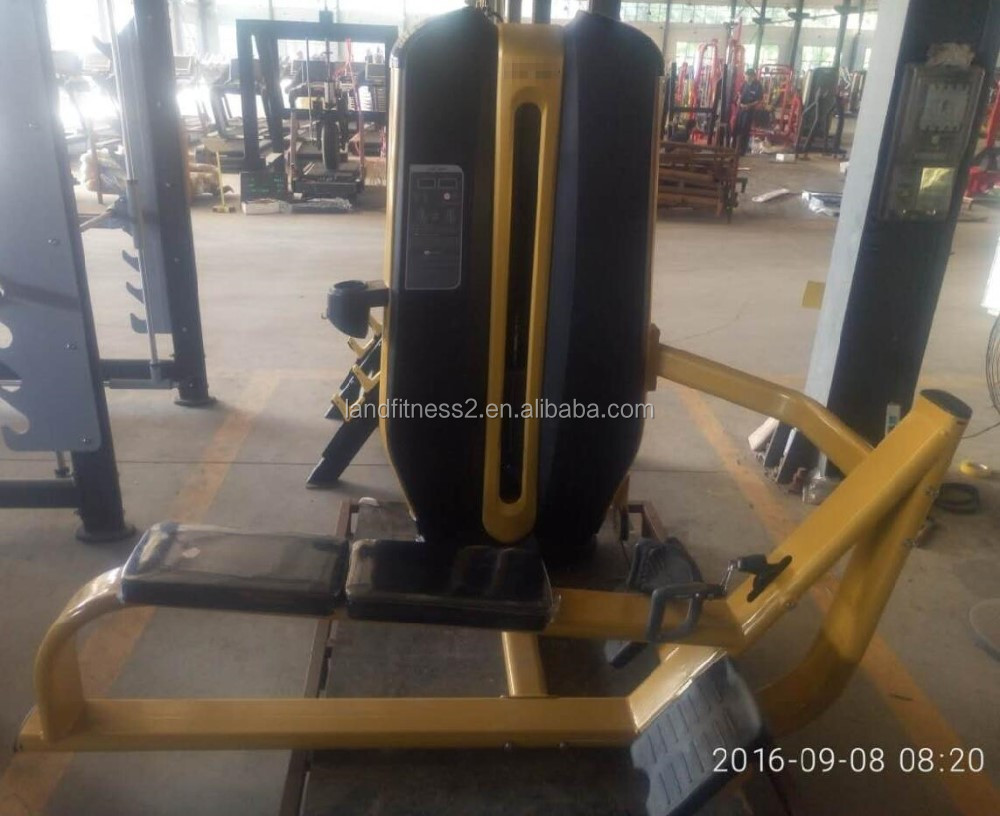 LAND Hot Sale Seated Low Row Gym Commercial Fitness Equipment Pulley Machine
