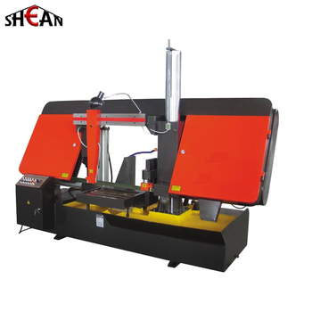 SH-400 Automatic CNC Horizontal Band Sawing Machine