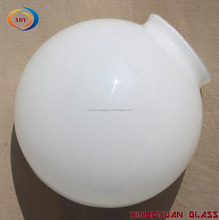 Opal Glass Ball Globe Lampshade/Milk Lighting Glass Cover