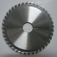 High quality factory supply tct round cutting disc saw blades
