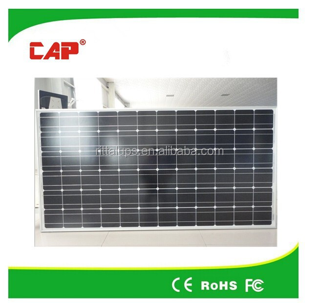 80w solar system panel for off grid solar system