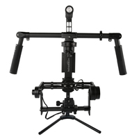 DSLR handled Brushless gimbal/Camera Stabilization for GH4/Sony A7S/Canon 6D/Black Magic Pocket Camera