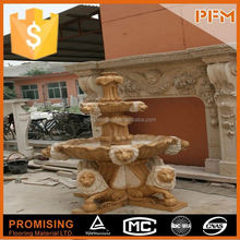Hight quality marble lion s tatue garden fountain