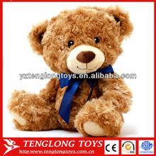 Super cute birthday gift for lovers curly teddy bear