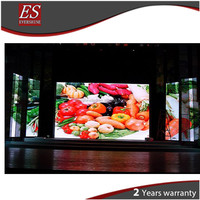 P5 full color electronic advertising board / 320x160 LED display module