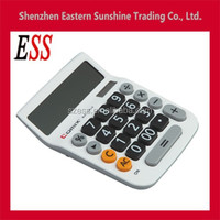 Comix Model KA-1253 Fashion Electronic Calculator for office