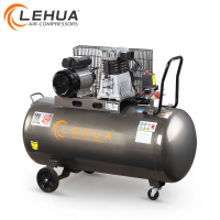 LeHua Professional Making CE&ISO italy portable screw air compressor