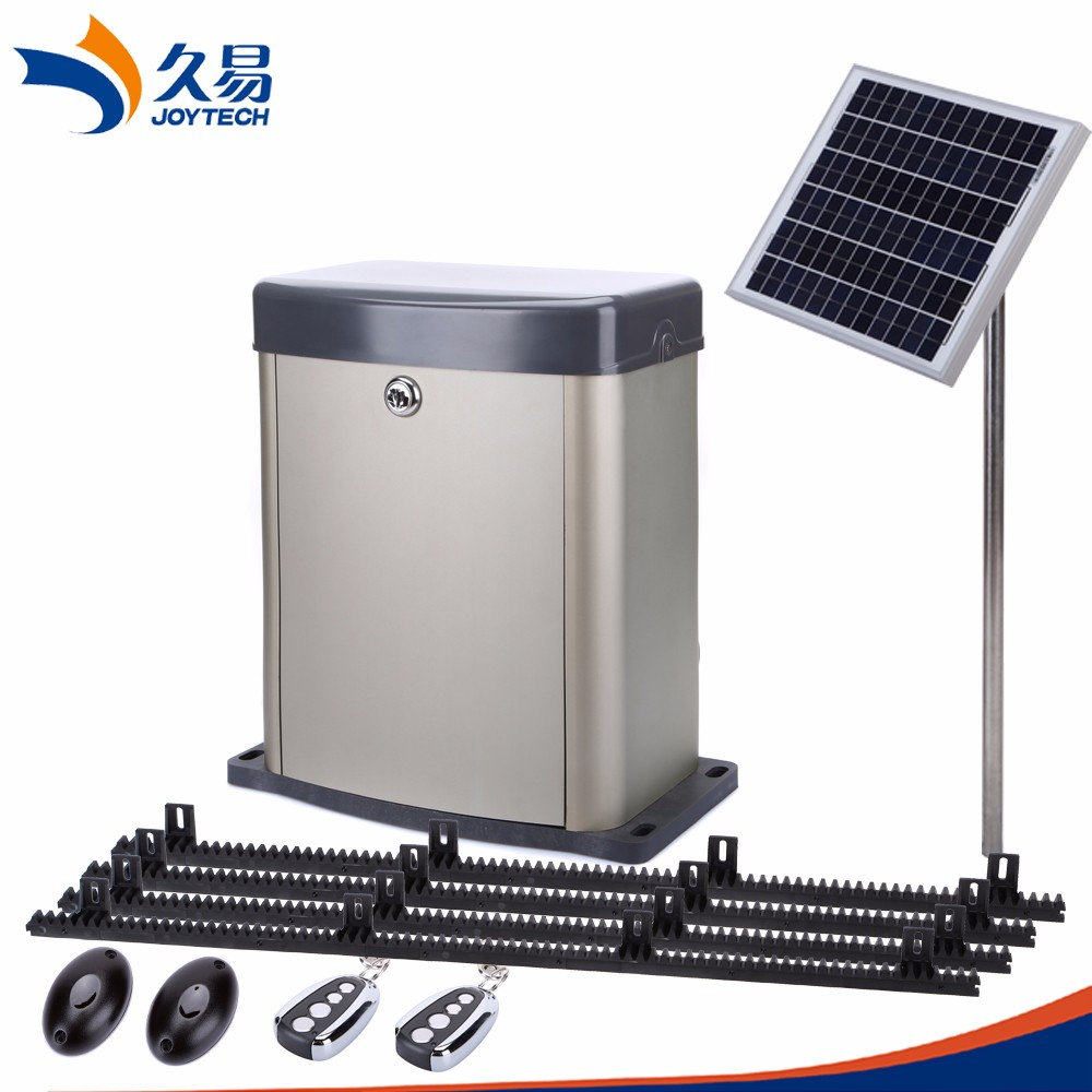 hot sell solar sliding gate openers