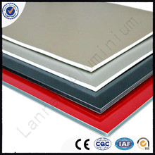 Light weight PVDF aluminium Composite Panel for cladding/curtain wall