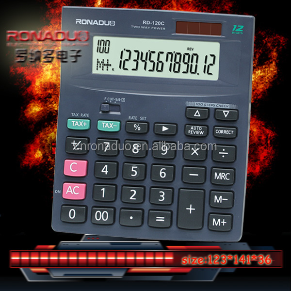 solar calculator mj-120c promotional cheap calculators for sale inflation calculator
