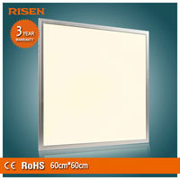 CSA approved led 600x600 ceiling panel light 36w 40w 50w 347V led panel light for Canada Market