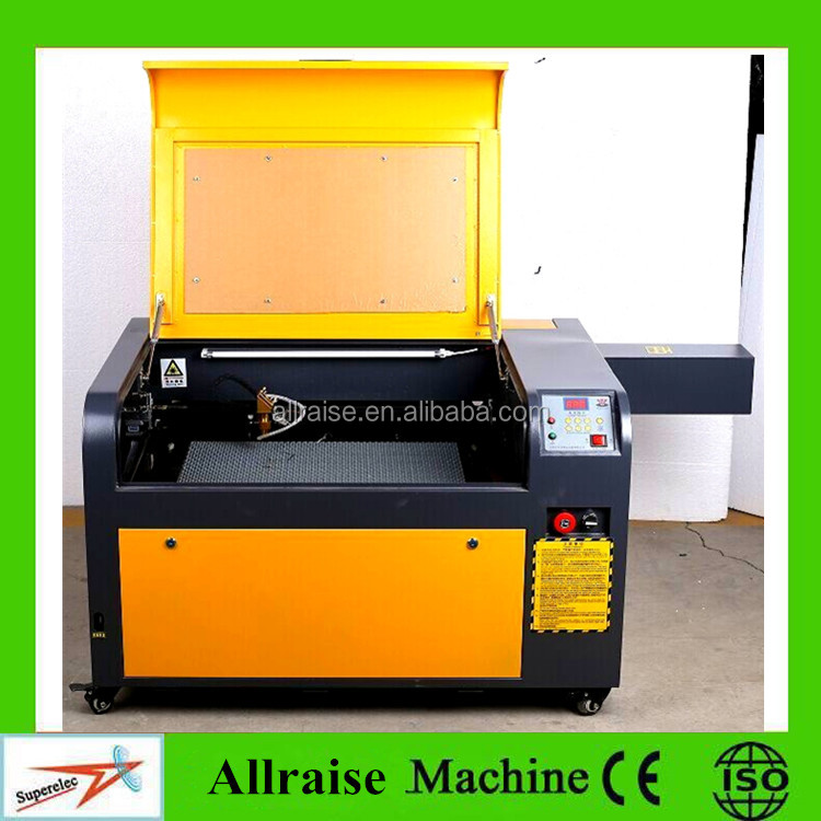 400*600mm small wood laser cutter,CO2 laser wood engraving machine for sale