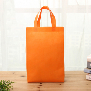 Nine Color Design Custom Promotion Wholesale Recycled Shopping Foldable Printing PP Non Woven Bag