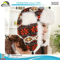 Wholesale Fashion Warm Lady Winter Fur Hat
