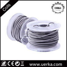Alibaba supplier a1 & nickel wire and coil/clapton wire/vapor wire best price