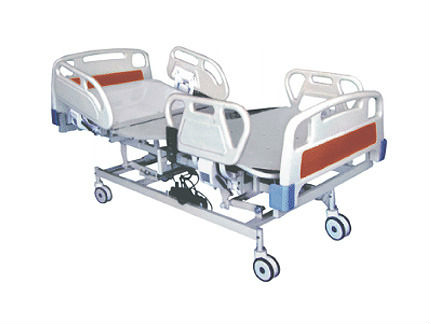 Four Crank Five Function Manual Hospital Beds for sale with X-ray