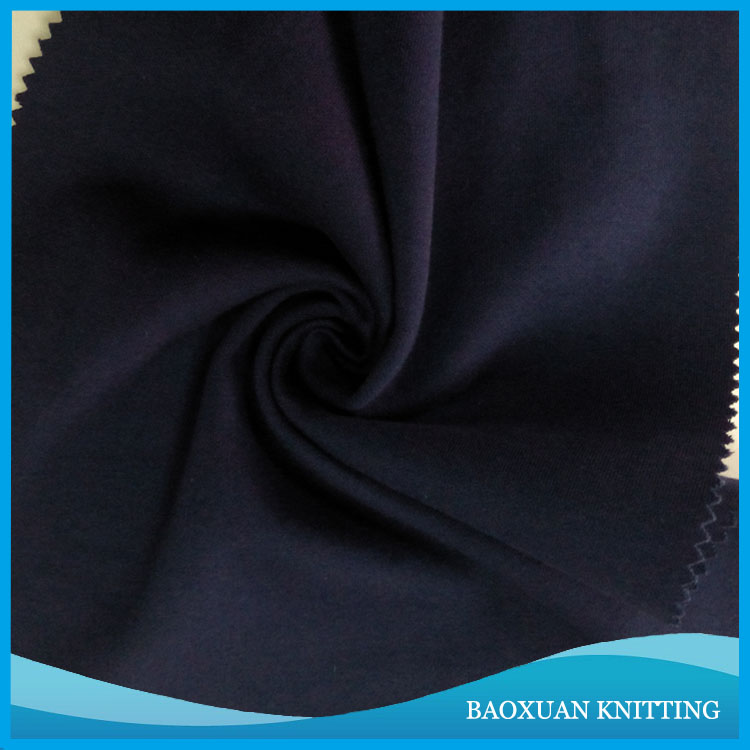 100% cotton solid single jersey t shirt fabric