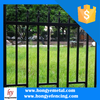 Manufacturer High Quality Aluminum Slat Fence