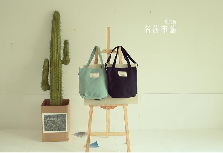 Foldable Custom logo Best Quality Shopping tote Cotton Bag