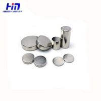 Round NdFeB Disc Magnets Super Powerful