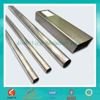 carbon cold rolled rectangular steel tubes for motorcycle