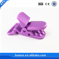 small 20mm -26mm plastic suspender clips