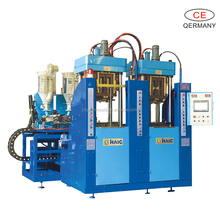 HYDRAULIC FIXED INJECTION SOLE MOULDING MACHINE DOUBLE COLOR