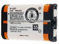 HHR-P107 RADIO SHACK 23-499 battery pack