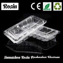 High quality customized perforated plastic tray with competitive price