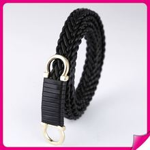 100% quality guarantee embossed handmade women belt for women dress decoration