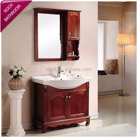 ROCH 8046 Antique Wash Basin Stand Factory Price Bathroom Cabinet