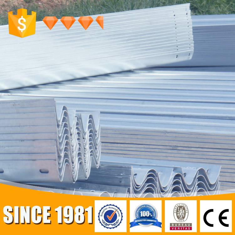 Road safety products for the steel highway guardrails