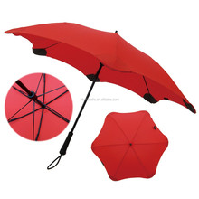 Custom design safe parts body protect full print umbrella child