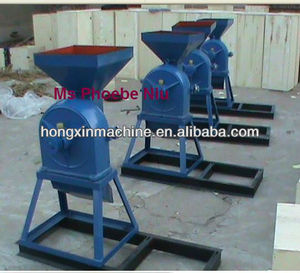 Animal feed grinder/Maize grinding machine/Wholesale small multifunctional jaw grain and cereal crusher 0086 15238020669
