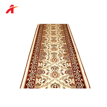 2017 High Quality Floral Printed Commercial Carpet