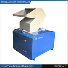 rubber and plastic shredder machine
