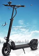 2 wheels fast speed scooter standing with CE ROHS FCC Approved