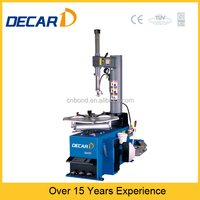 Round column, cheap semi-auto tyre changer machine Decar TC930 from China