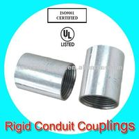 electric steel pipe joint rigid conduit coupling